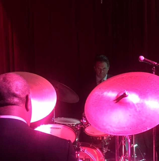 The New Drum Battle:  Joe Farnsworth vs. Kenny Washington