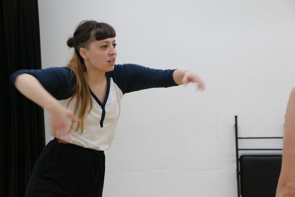 tilde - // Performed & Choreographed by Aneyn O'Grady/Amo dance