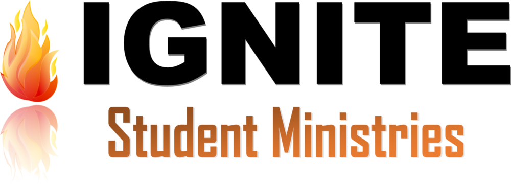 STUDENT MINISTRIES HAVE BEGUN!!! Click LOGO for Times & Information