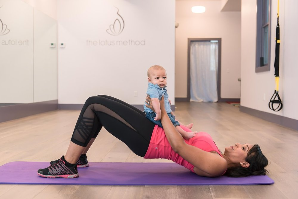 """You won't regret investing in you and your baby's health! The Lotus Method is worth every penny!"" - Anna S."