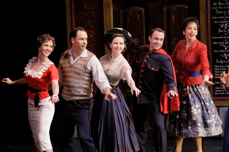 An American In Paris (by Ken Ludwig)- Alley Theatre
