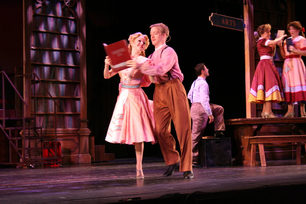 The Music Man- Kansas City Starlight