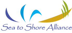 Sea to Shore Alliance logo.