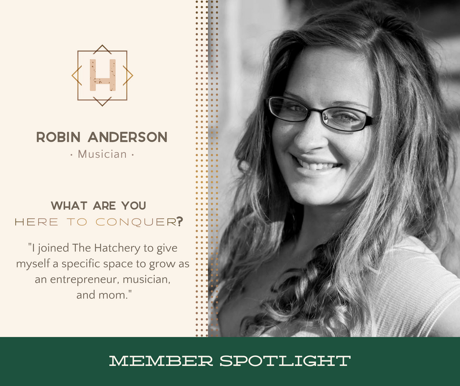 Robin Anderson | Musician & Entrepreneur