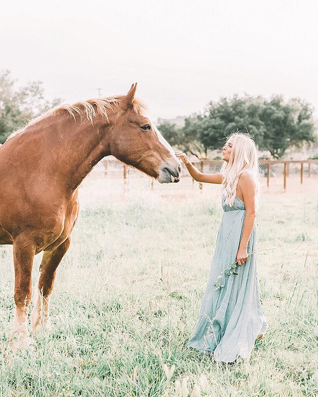 Galloping into Monday with new goals, gratitude, and excitement for the week ahead! What's on your to-do list and how do you stay organized, as you kick-off the work week?  All ears for any tips, tricks, and apps you've got! Photo: @amandajoyphotos