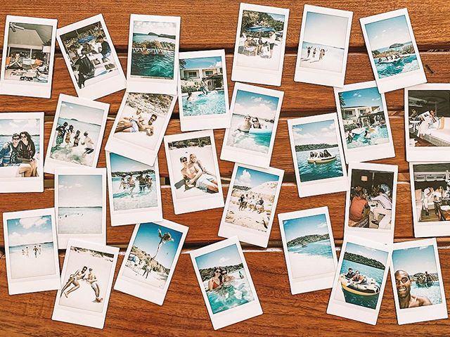 "Shake it like a Polaroid picture.  5 Fun Facts About Instant Film Photography: 📸 The first production of 60 Polaroid cameras hit the market in 1948 and sold out in one day. 📸 The founder of Polaroid film, Edwin H. Land, was on a walk with his 3-year-old daughter who asked why she couldn't see the photo he'd just take of her. After thinking about their conversation, he resolved to change the industry. 📸 The Impossible Project is the child of a company that bought all of Polaroid's machinery to figure out how to make the film when Polaroid shut down their factories years ago. 📸 Each instant film print is like a mini darkroom with a full chemical process. 📸 How did Polaroid get its name? ""Polar"" (taken from the word polarizer) + ""oid"" (which means to resemble) = Polaroid.  Is it just me or is there something about Polaroid film that makes you nostalgic and brings you right back to the 90s, too? 😉"