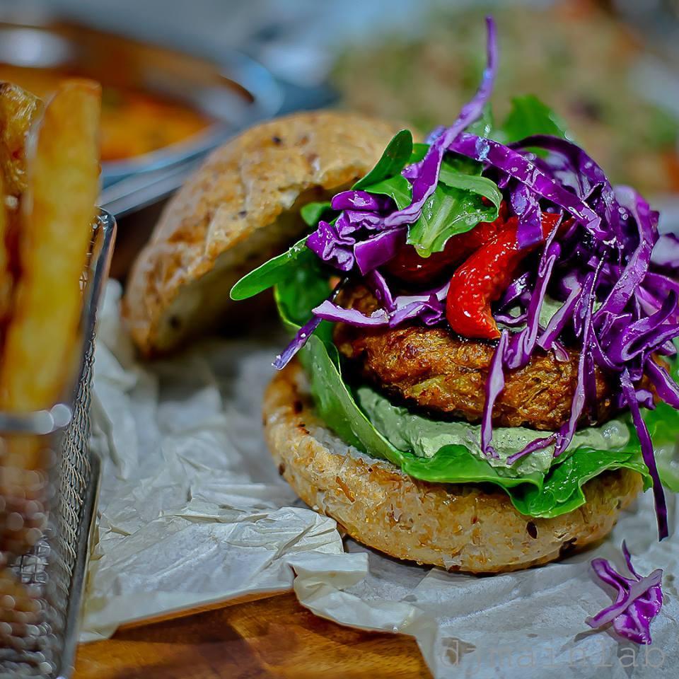 savoury - Guacamole, burgers, corn fritters…