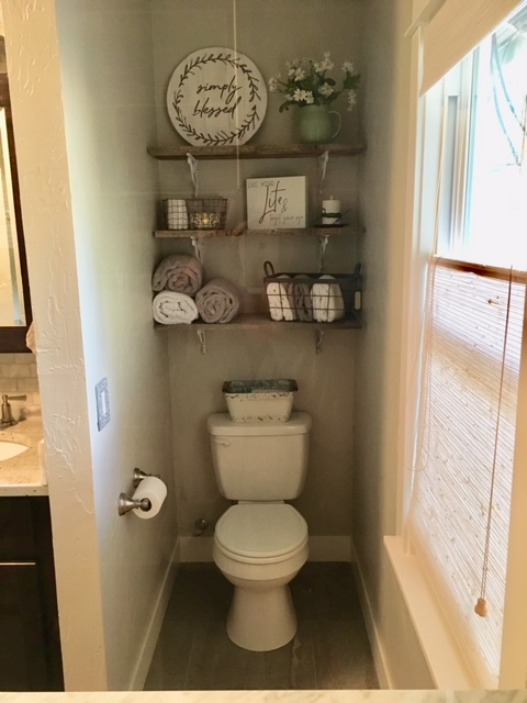 Barnwood Bathroom updates