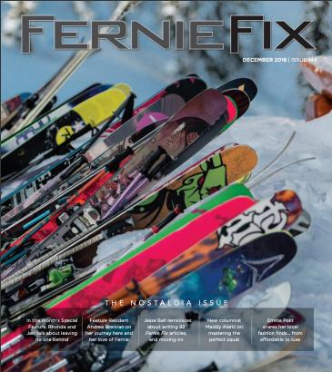 Fernie Fix Cover