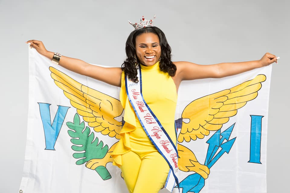HERSTORY  Akira makes herstory as the first Miss Black US Virgin Islands Talented Teen and the first to capture the national title.  #VIStrong