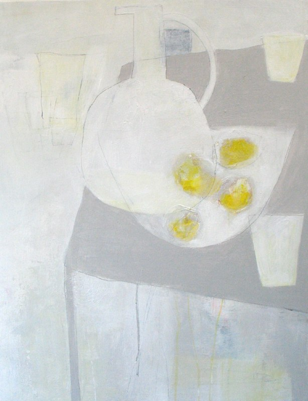 lemons on grey table 20x30 2014.jpg