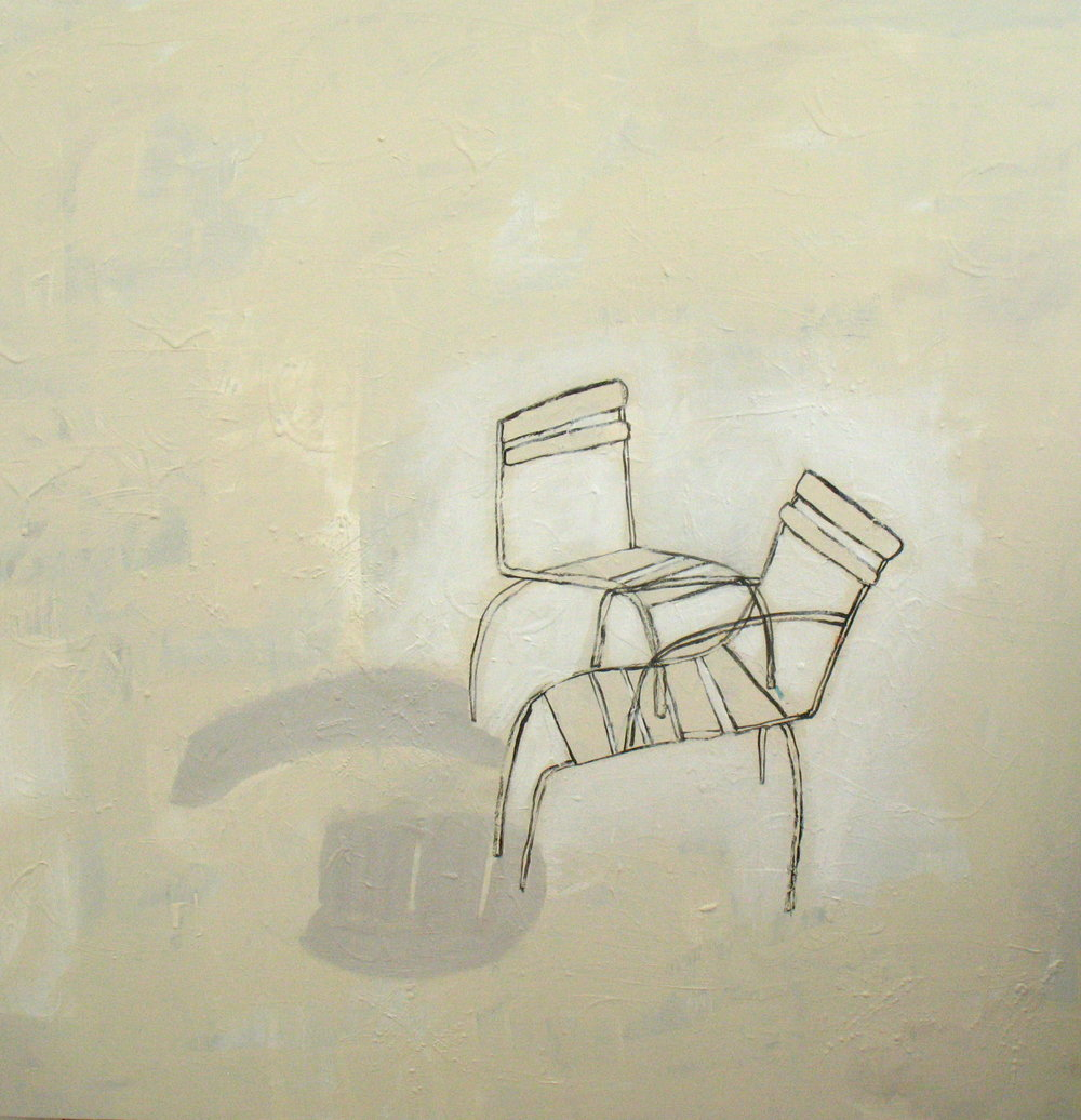deux chaises