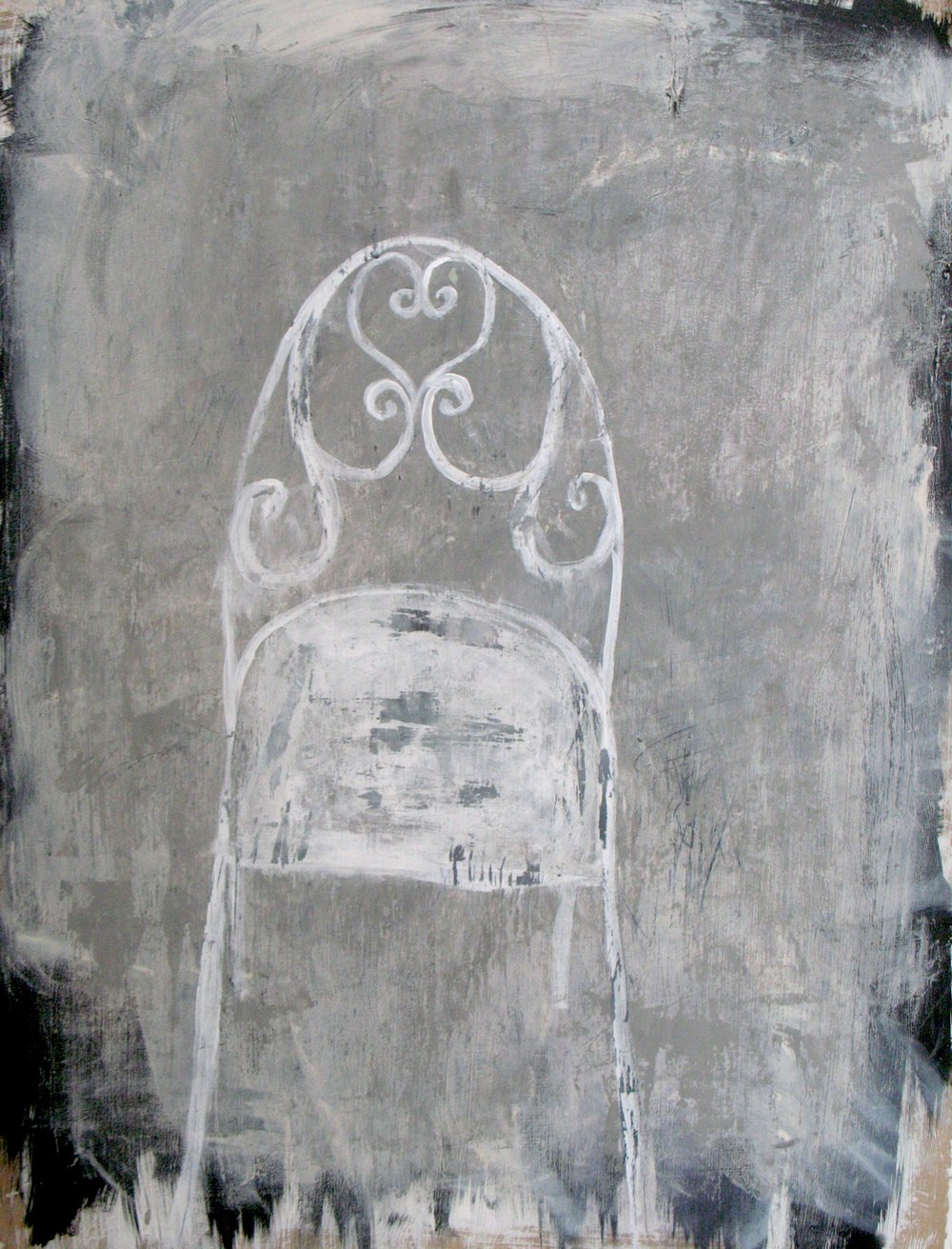 Ghost chair #1