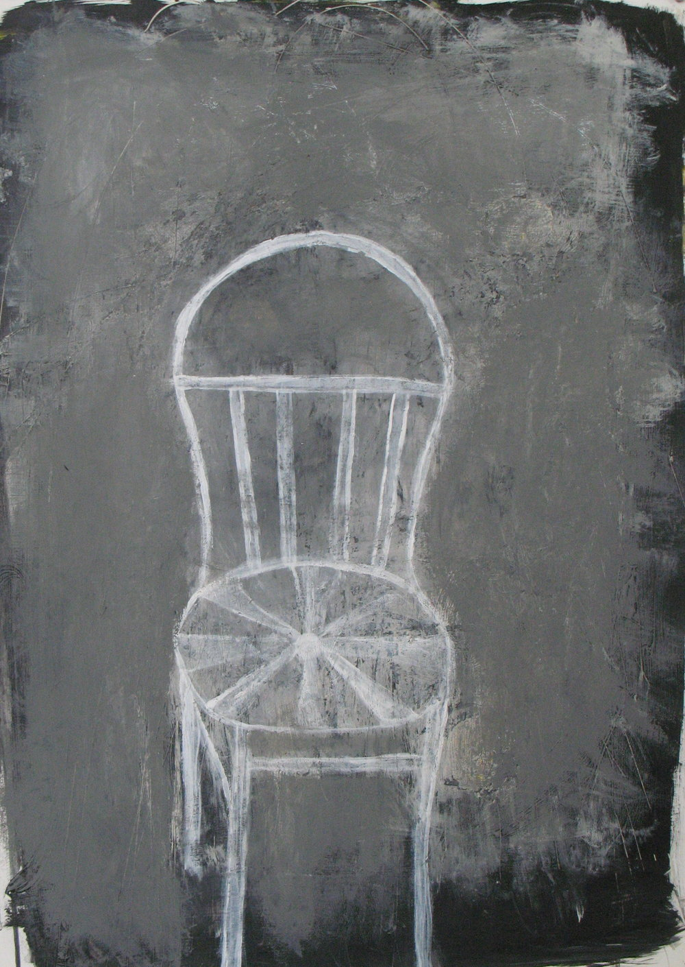Ghost chair #2