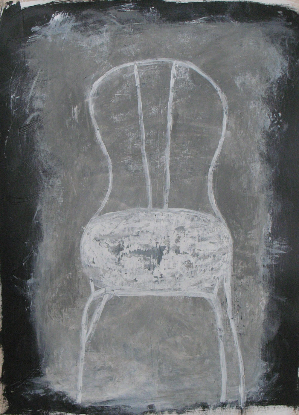 Ghost chair #3