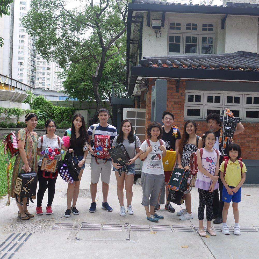 Field Trip Project Asia / Hong Kong