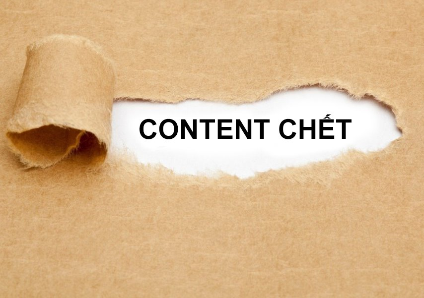 Content chết