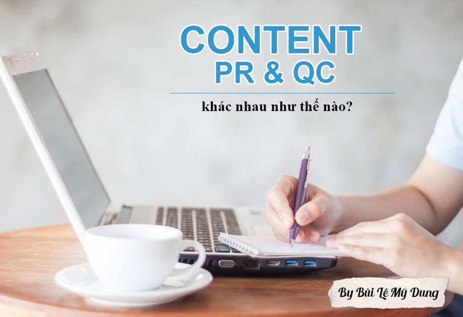 Content quảng cáo& Content PR