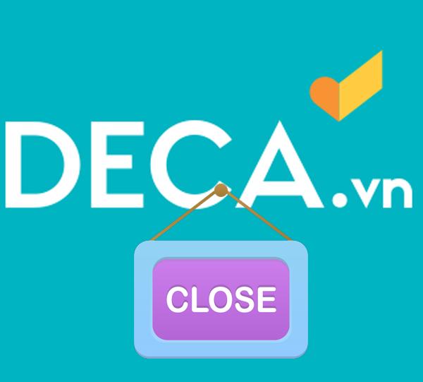 CASE STUDY - Thương mại điện tử - DECA.vn