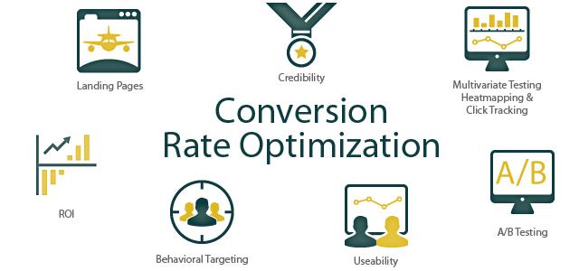 Tăng tỉ lệ Conversion Rate Cho Website Bán Hàng