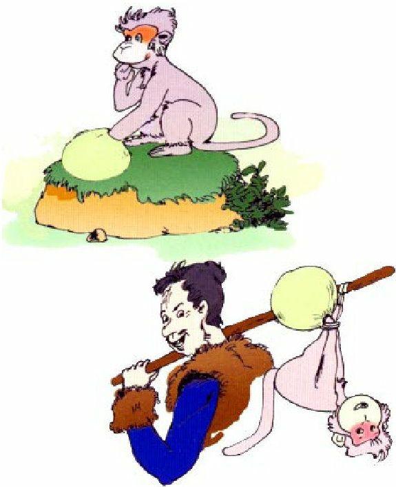 Câu chuyện thay đổi tư duy - Làm cách nào để bắt một con khỉ ???
