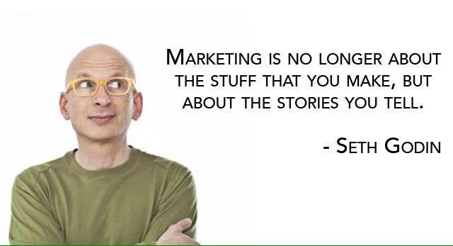 Storytelling và Marketing - Hiểu sao cho đúng?