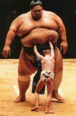 Cỗ máy tìm kiếm Google và cuộc đời của đấu sĩ Sumo