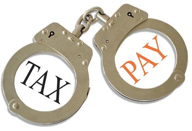 Kịch bản thu thuế bán hàng Online