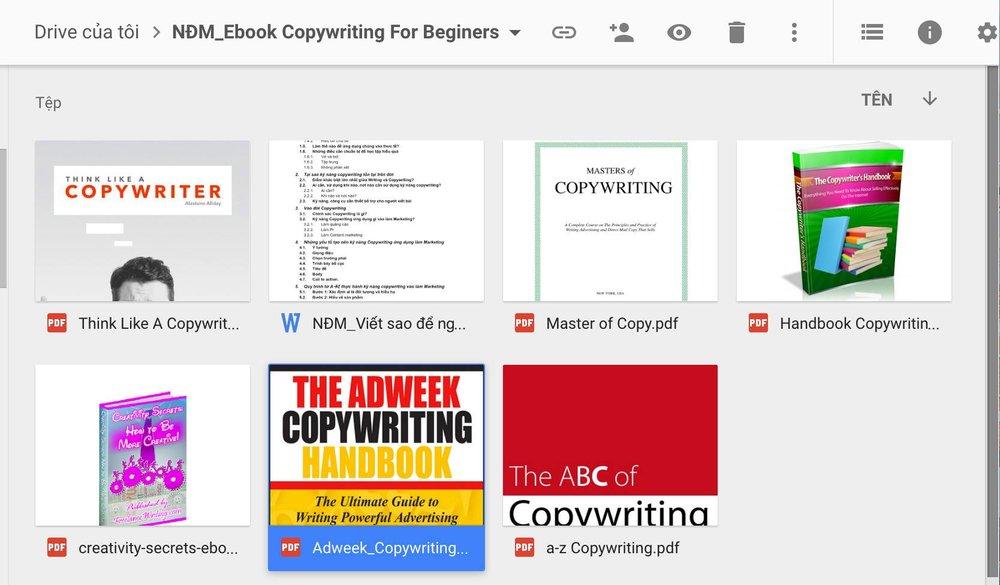 7 cuốn sách giúp ban rèn kĩ năng viết (Copywriting)