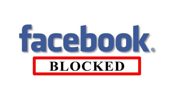 Thông báo chính thức từ Facebook về tình trạng hủy đăng fanpage