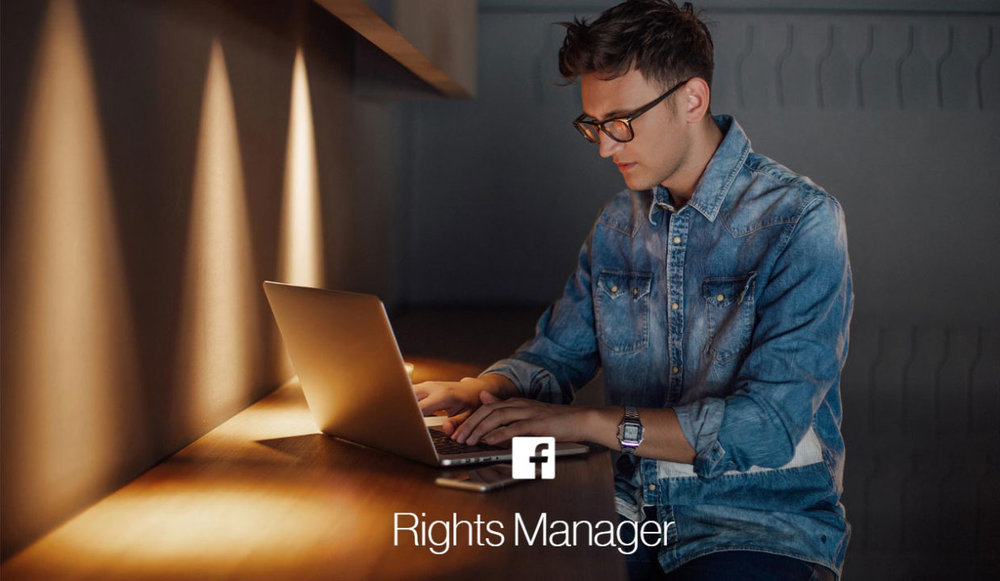 Facebook Rights Manager. Nguồn: rightsmanager.fb.com