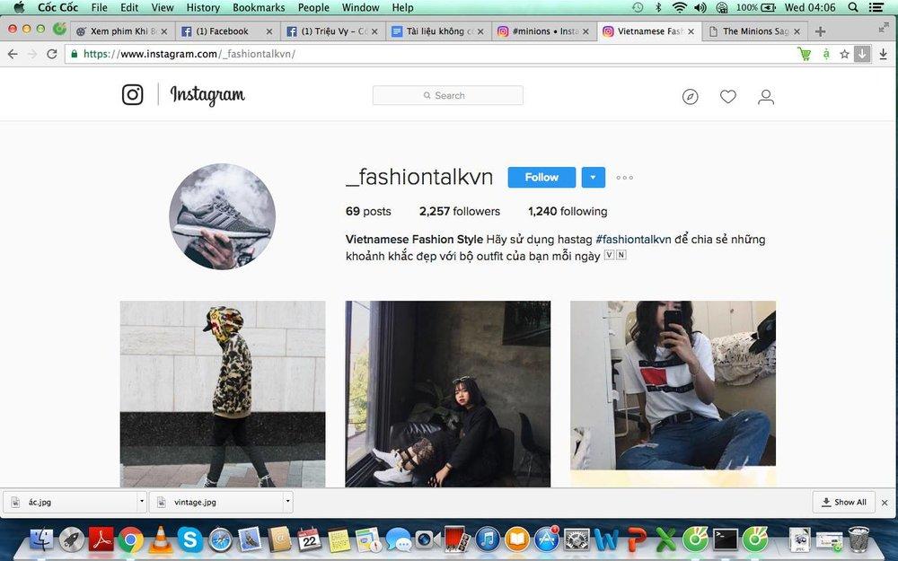 Xây dựng kênh Instagram để bán hàng từ con số 0