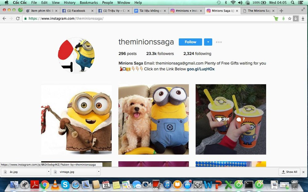 Xây dựng kênh Instagram để bán hàng từ con số 0 - Ảnh 2