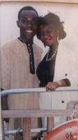 Olu and Jackie