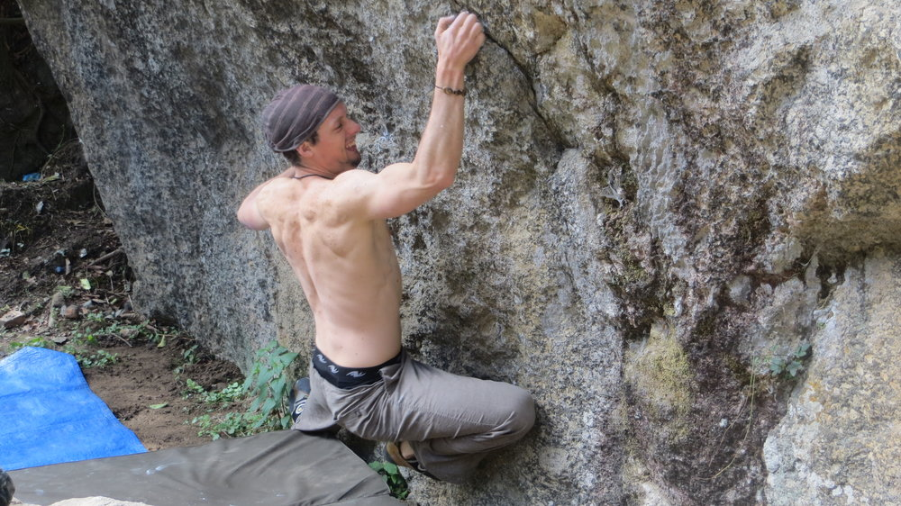 Single Day Bouldering