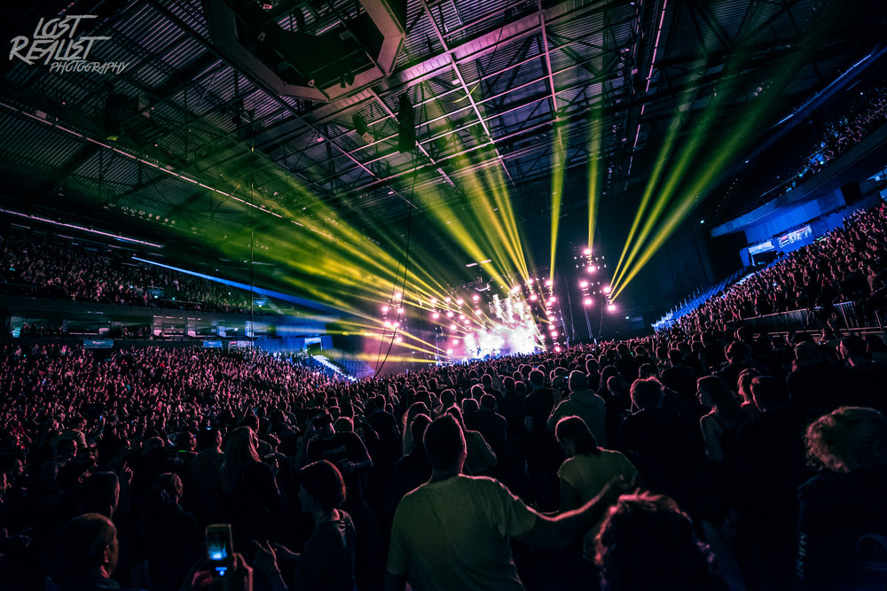 16.02.2018: SCOOTER - Hamburg, Barclaycard Arena