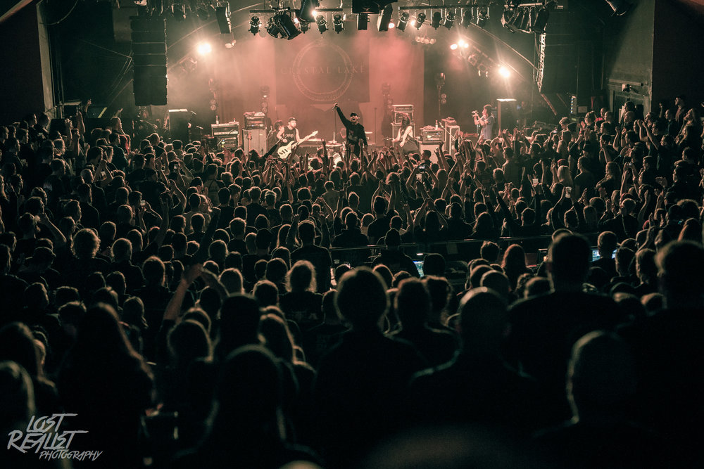 25.11.2018: CRYSTAL LAKE - Hamburg, Markthalle