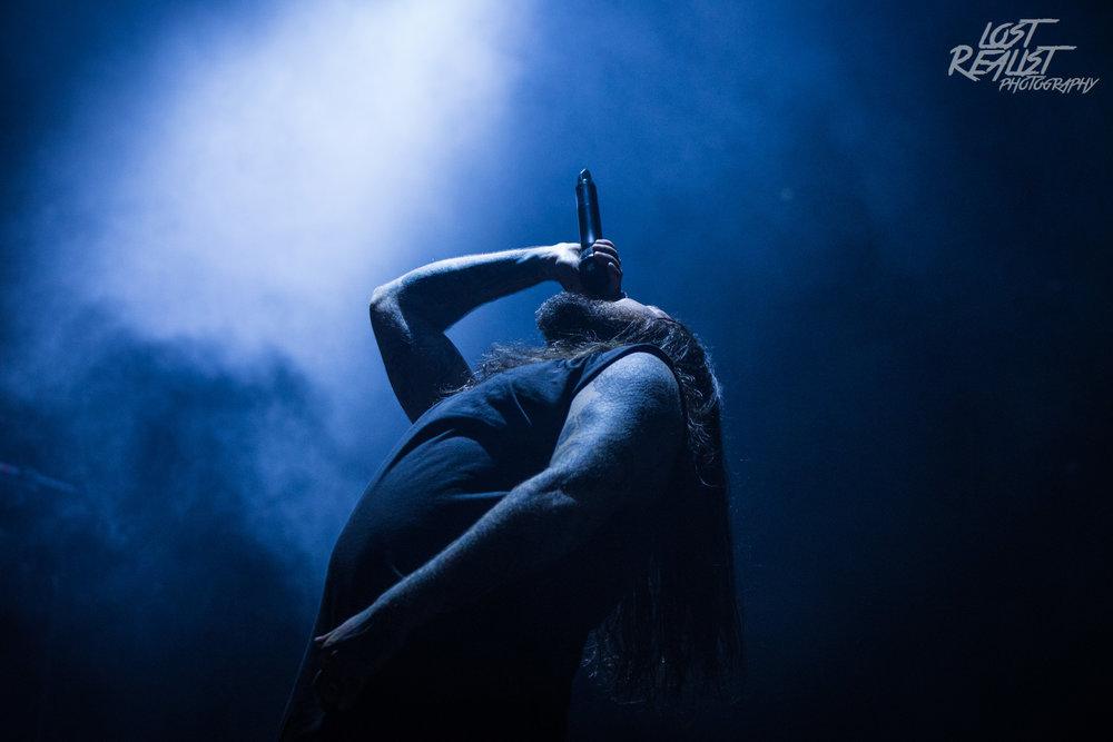 25.01.2019: THY ART IS MURDER - Hamburg, Sporthalle