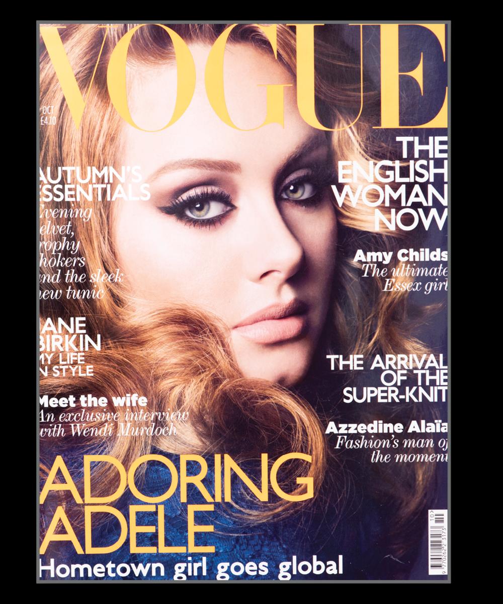 Cover of Vogue Magazine