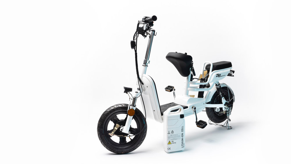 Hybrid s bike - test