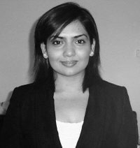 Dr. Shachi Patel. Shachi is Director of Spykd Ltd, consulting for Navigant Life Sciences, based in London, UK.