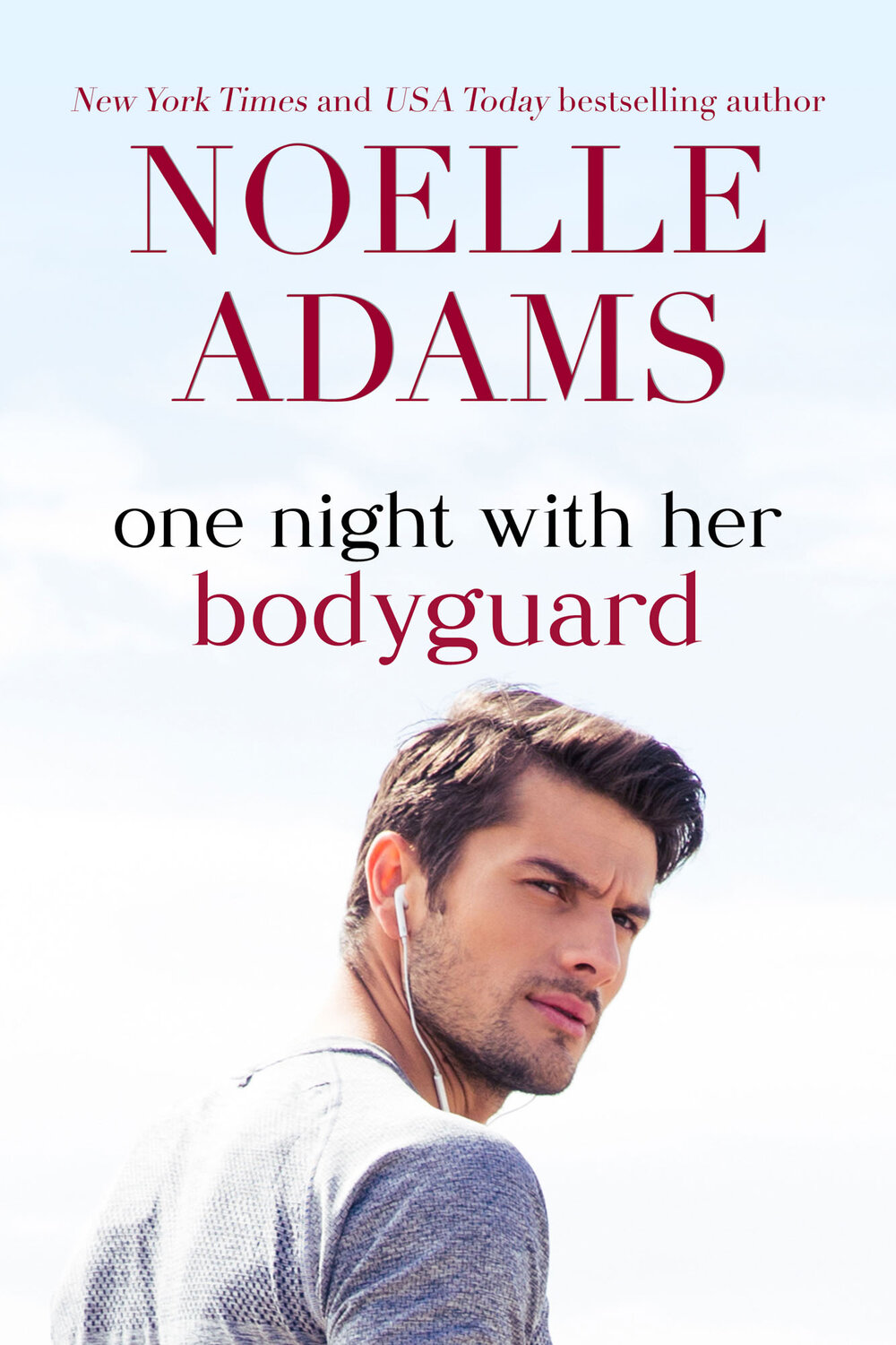 One Night with her Bodyguard