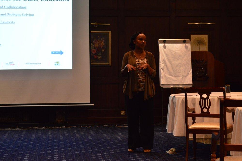 Jaslika Consulting at the Think Equal Conference at the Lord Errol Hotel Runda
