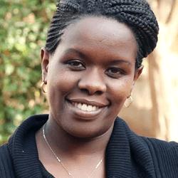 Elizabeth Njuguna, Founding Director of Health Touch Foundation
