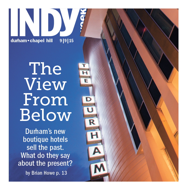 PHOTO BY ALEX BOERNER FOR INDY WEEK