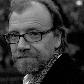 George Saunders. PHOTO BY CHLOE AFTEL