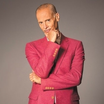 John Waters. PHOTO BY GREG GORMAN