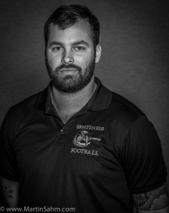 Tim Miscovich - President/Head Coach, Bad Homburg Sentinels