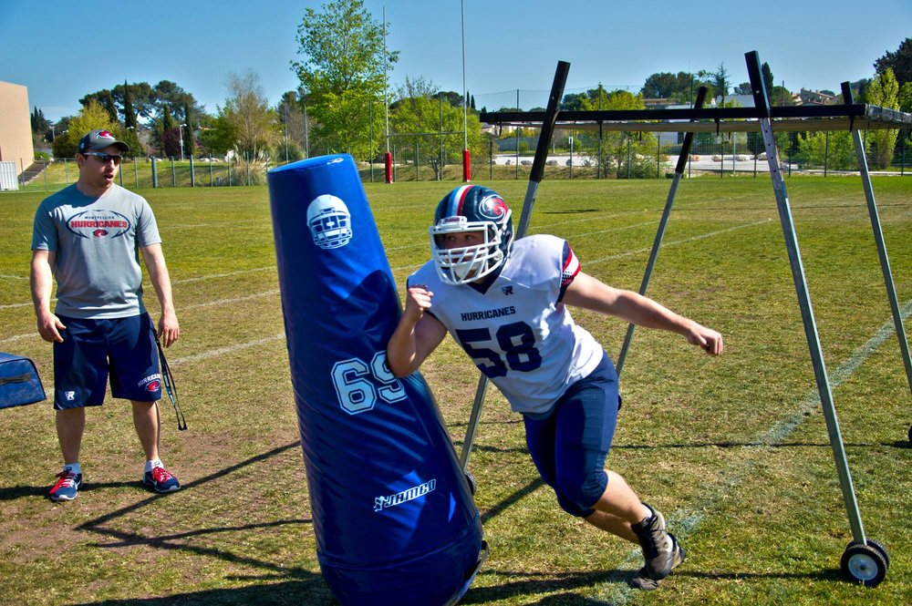 c6e00c44fe0 NEWS - The influence of American Football Training Equipment in ...