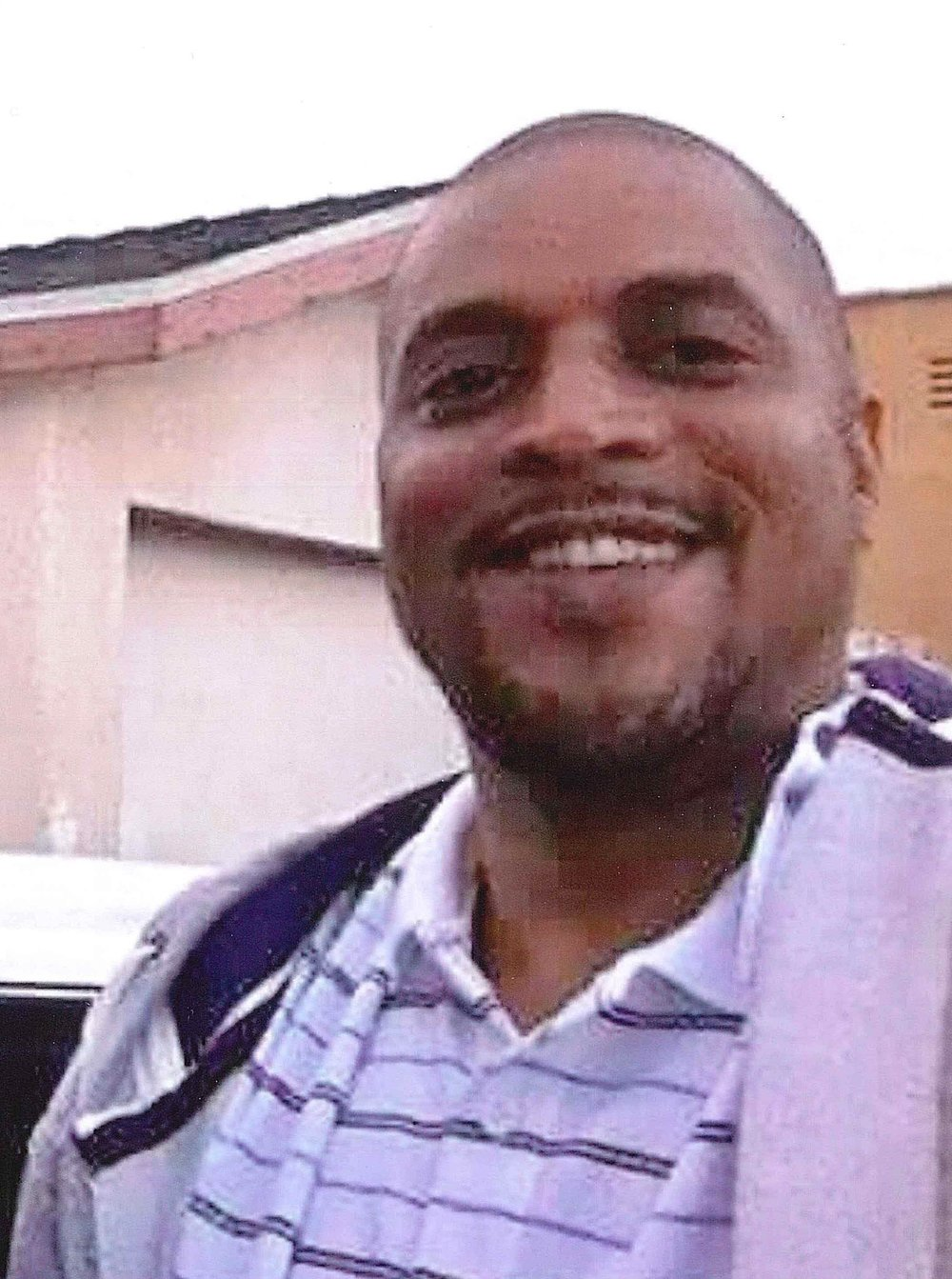 Felix L. Manus, 48, died June 11 at UPMC Hamot. His family says he died after suffering an asthma attack during a work-release shift on May 30. They charge that an Erie County corrections officer failed to promptly call an ambulance as Manus struggled to breathe. [CONTRIBUTED PHOTO]